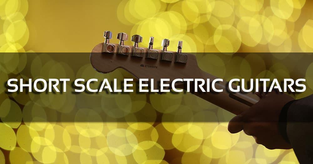Short Scale Electric Guitars