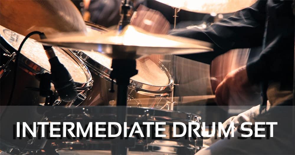 Intermediate Drum Set