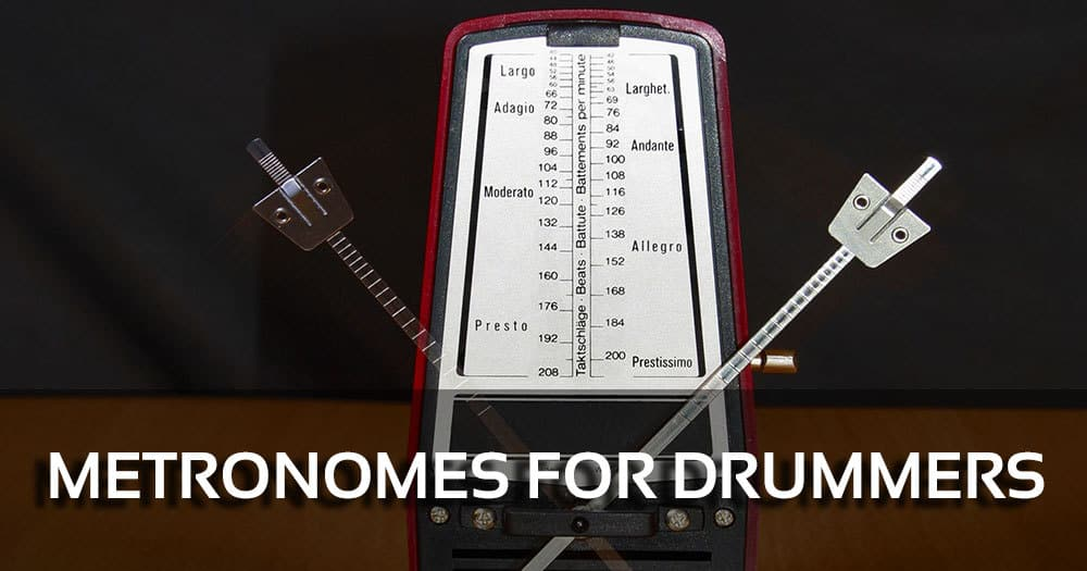 Metronomes for Drummers