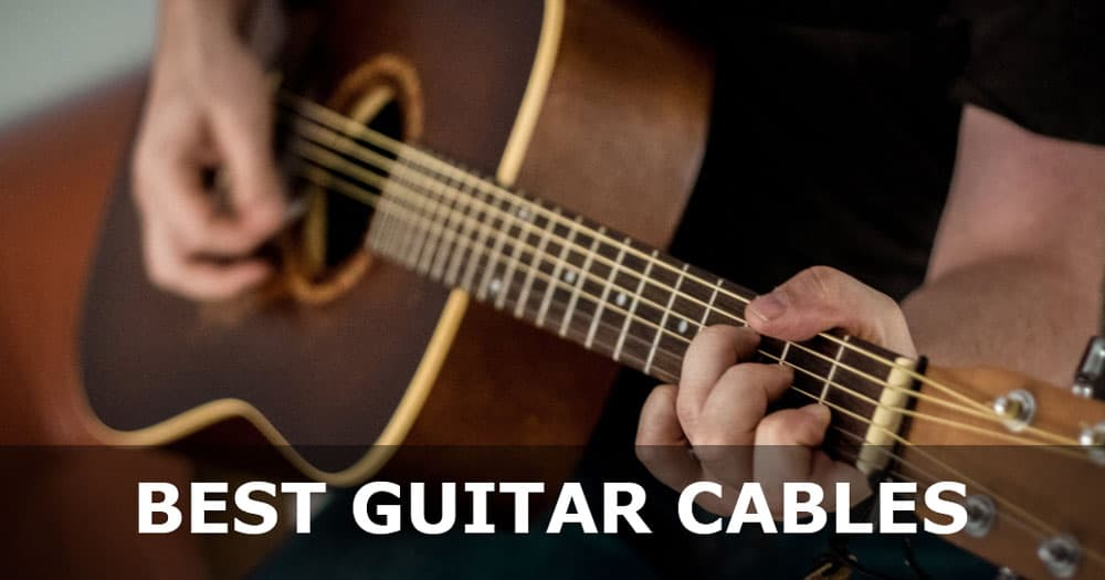 the 5 best guitar cables reviews the musician picks. Black Bedroom Furniture Sets. Home Design Ideas