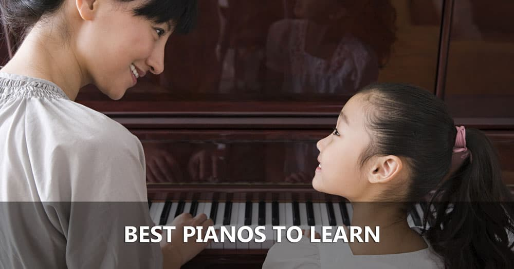 Best Pianos to Learn On Reviews
