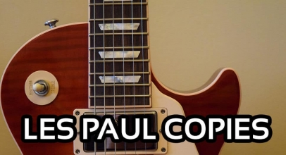 The 5 Best Les Paul Copies Reviews