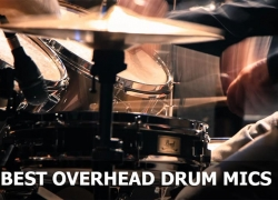 The 5 Best Overhead Drum Mics Reviews