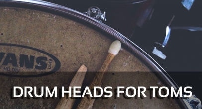 The 4 Best Drum Heads for Toms Reviews