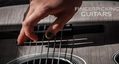 The 5 Best Fingerpicking Guitars Reviews