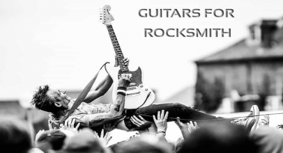 The 5 Best Guitars for Rocksmith Reviews