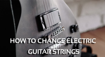 How to Change Electric Guitar Strings