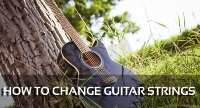 How to Change Guitar Strings – Step by Step Guide