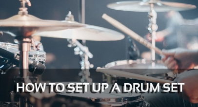 How to Set Up a Drum Set – Step by Step Guide
