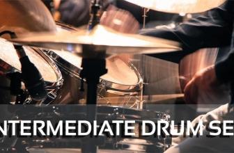 The 5 Best Intermediate Drum Set Reviews