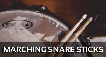 The 5 Best Marching Snare Sticks Reviews